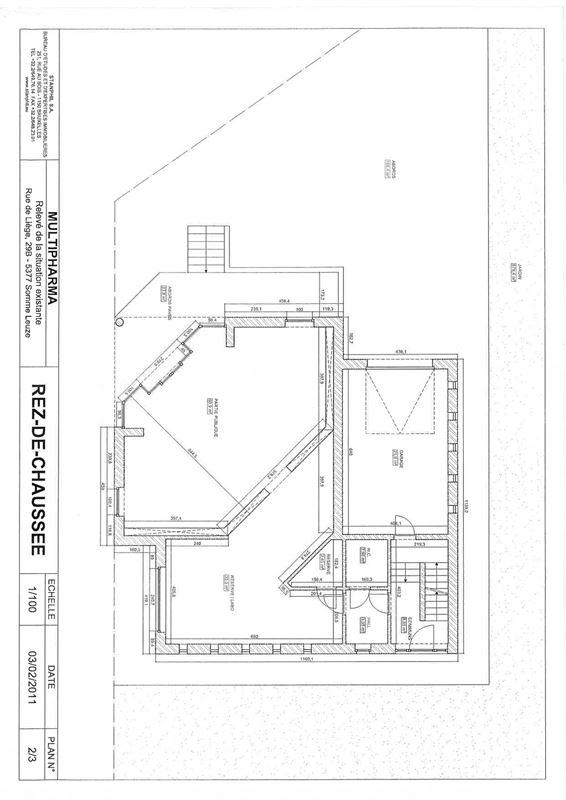 Image 33 : Bien commercial avec habitation à 5377 SOMME-LEUZE (Belgique) - Prix 395.000 €