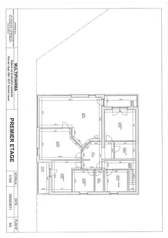 Image 34 : Bien commercial avec habitation à 5377 SOMME-LEUZE (Belgique) - Prix 395.000 €