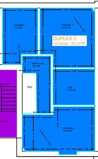 Image 17 : Duplex à 6900 MARLOIE (Belgique) - Prix 145.000 €