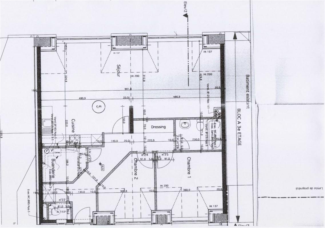 Image 7 : Appartement à 6900 MARCHE-EN-FAMENNE (Belgique) - Prix 154.500 €