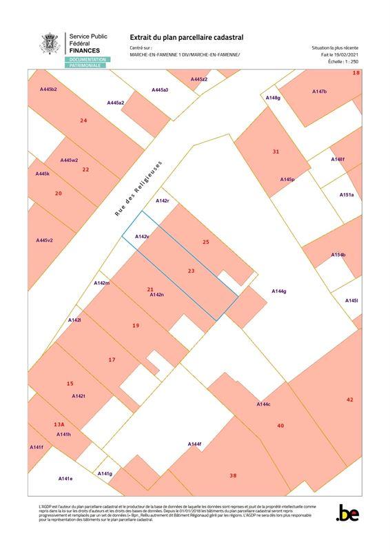 Image 26 : Maison à 6900 MARCHE-EN-FAMENNE (Belgique) - Prix 185.000 €