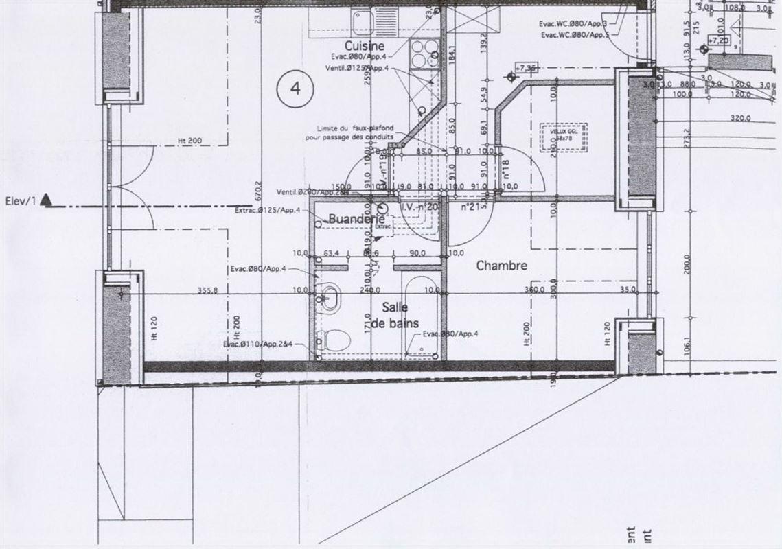 Image 8 : Appartement à 6900 MARCHE-EN-FAMENNE (Belgique) - Prix 131.500 €