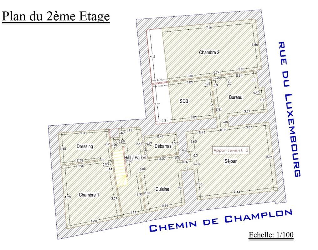 Image 16 : Appartement à 6900 MARCHE-EN-FAMENNE (Belgique) - Prix 179.000 €