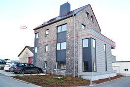 Appartement à 6900 MARCHE-EN-FAMENNE (Belgique) - Prix 875 €