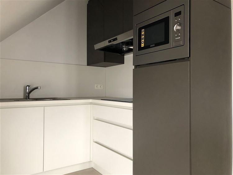 Foto 2 : Appartement te SINT-LIEVENS-HOUTEM (9520) - België
