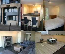 Luxe Appartement ligging zeedijk te koop te BLANKENBERGE (8370)