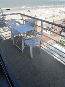 Gemeubeld appartement te koop te BLANKENBERGE (8370)