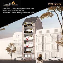 Nieuwbouw te koop te BLANKENBERGE (8370)