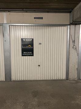 Parking/Garagebox te koop te BLANKENBERGE (8370)