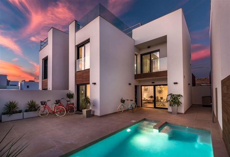Foto 7 : villa te 03178 BENIJOFAR (Spanje) - Prijs € 244.900