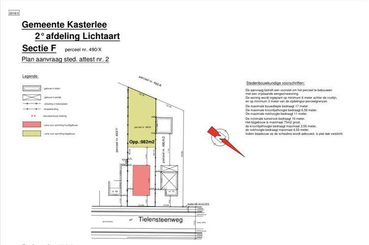 Foto  : open bebouwing te 2460 LICHTAART (België) - Prijs € 180.000