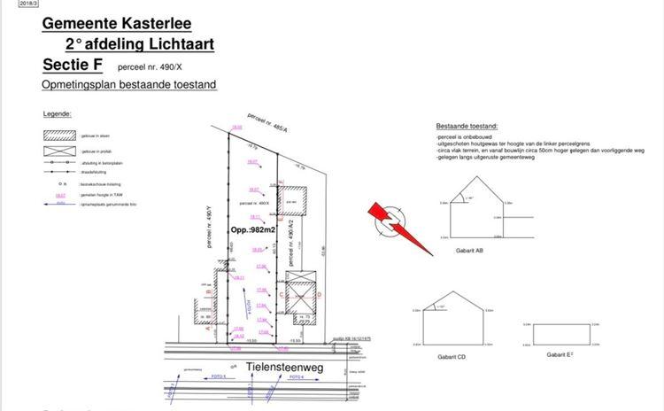 Foto 1 : open bebouwing te 2460 LICHTAART (België) - Prijs € 180.000