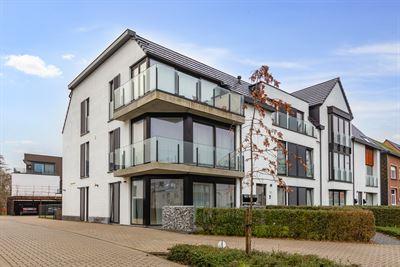 Recent 2SLPK-appartement te Onze-Lieve-Vrouw-Waver