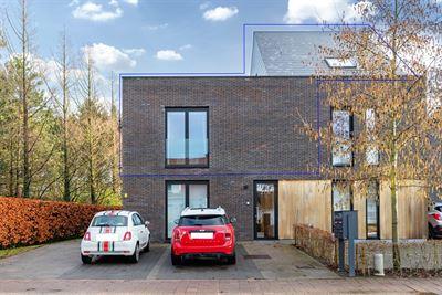 Recent duplexappartement te Sint-Katelijne-Waver