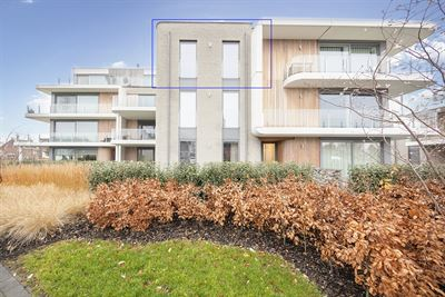 Recent appartement te Peulis