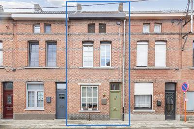 Charmante rijwoning met stadstuin Te Mechelen