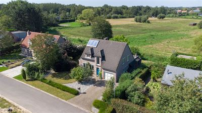 Charmante villa met 3 SLPK op een toplocatie te Bonheiden