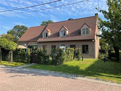 Riante villa te Sint-Katelijne-Waver