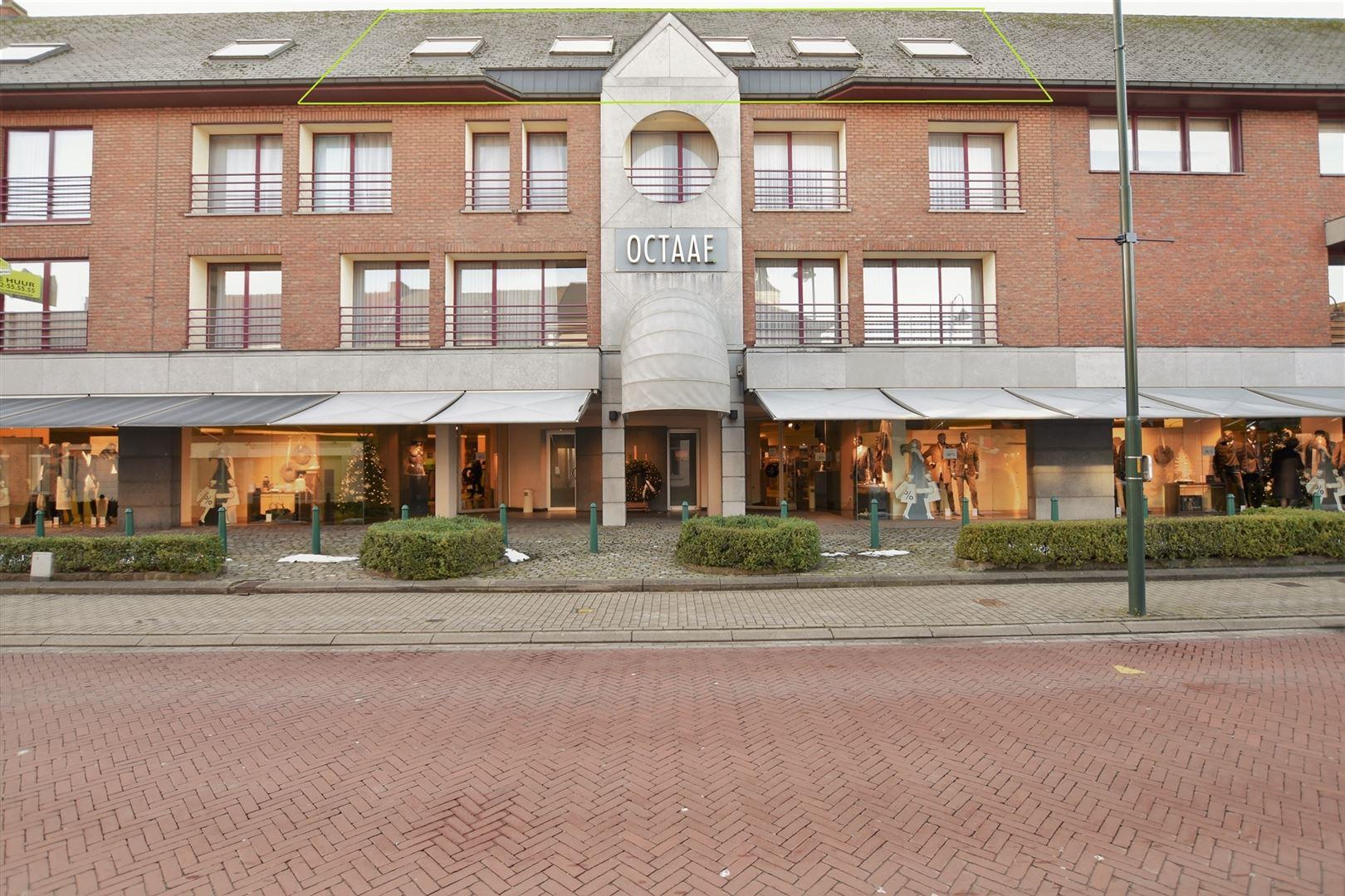 Foto 1 : Appartement te 9280 Lebbeke (België) - Prijs € 645