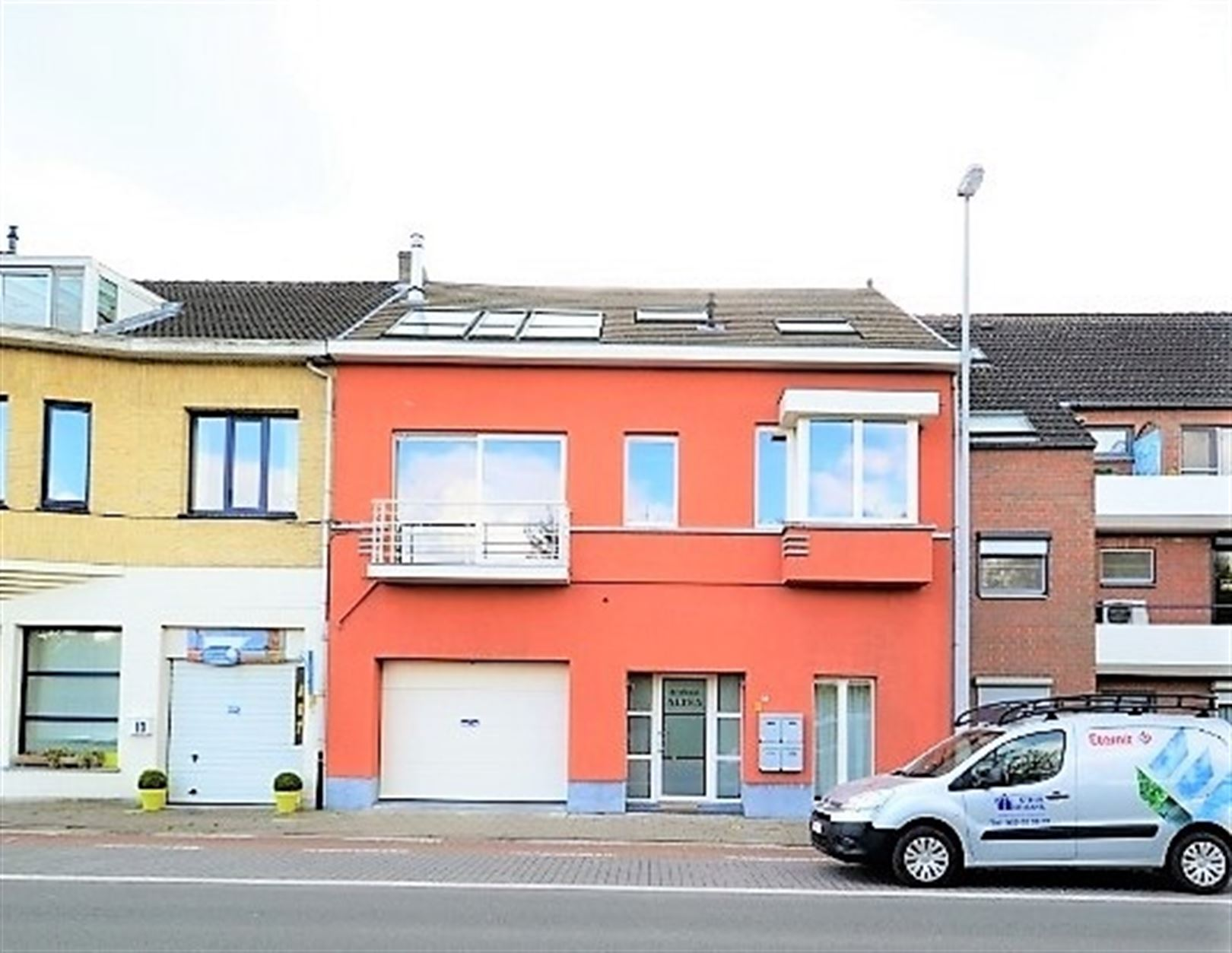 Foto 1 : Appartement te  BAASRODE (België) - Prijs € 495