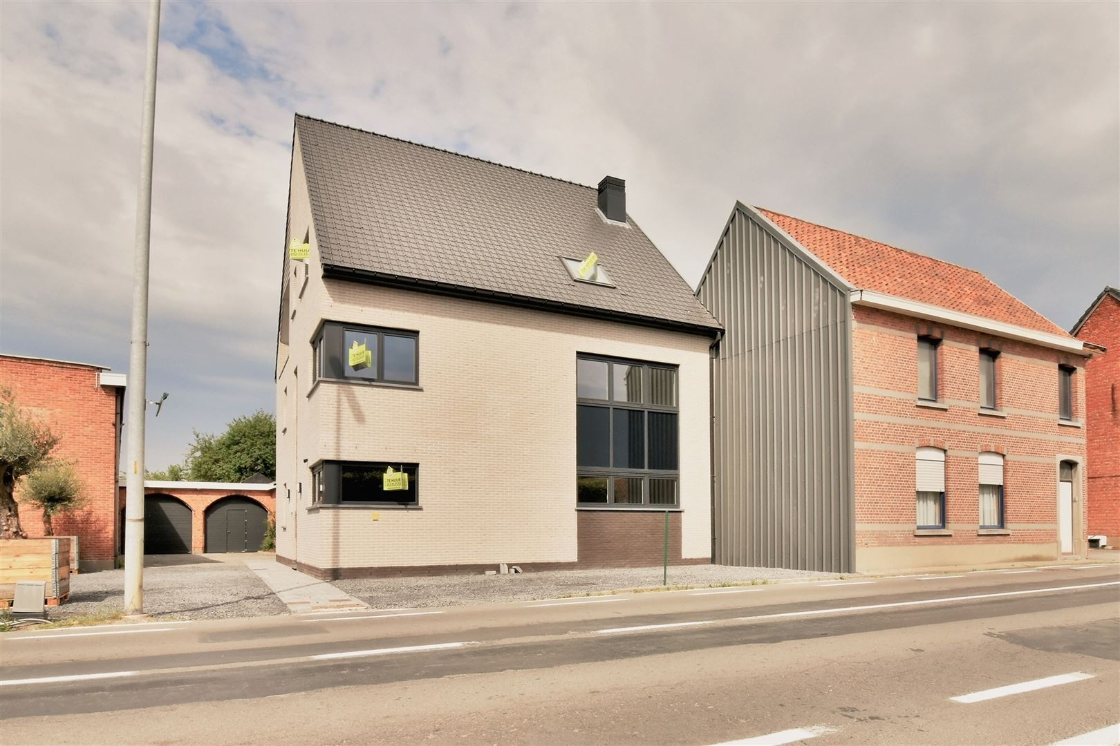 Foto 1 : Appartement te 9220 HAMME (België) - Prijs € 675
