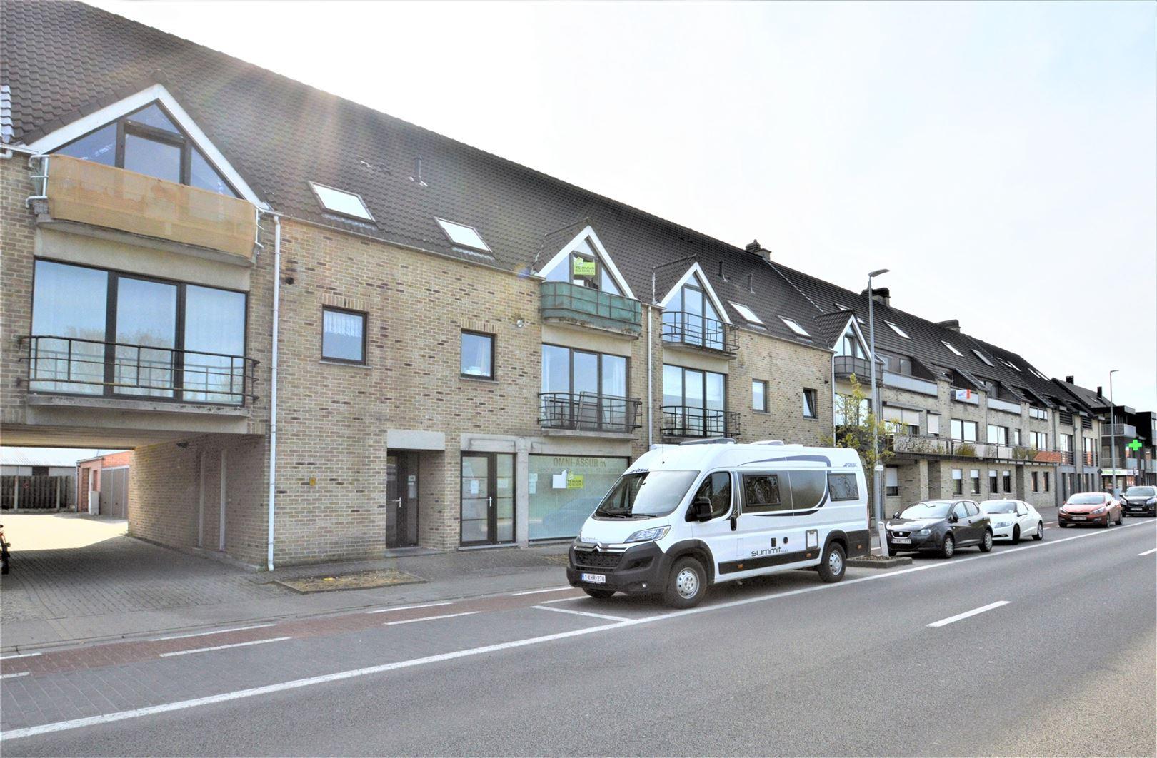 Foto 1 : Appartement te 9200 BAASRODE (België) - Prijs € 570