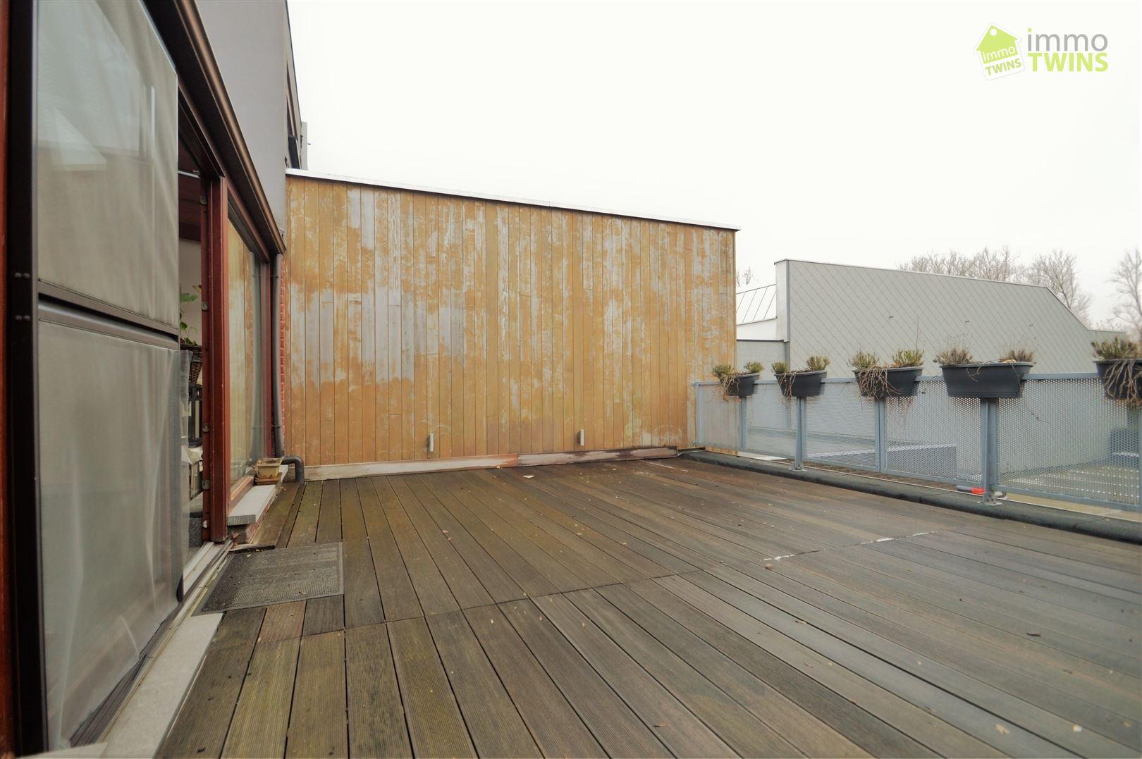 Foto 9 : Duplex/Penthouse te 2890 SINT-AMANDS (België) - Prijs € 429.000