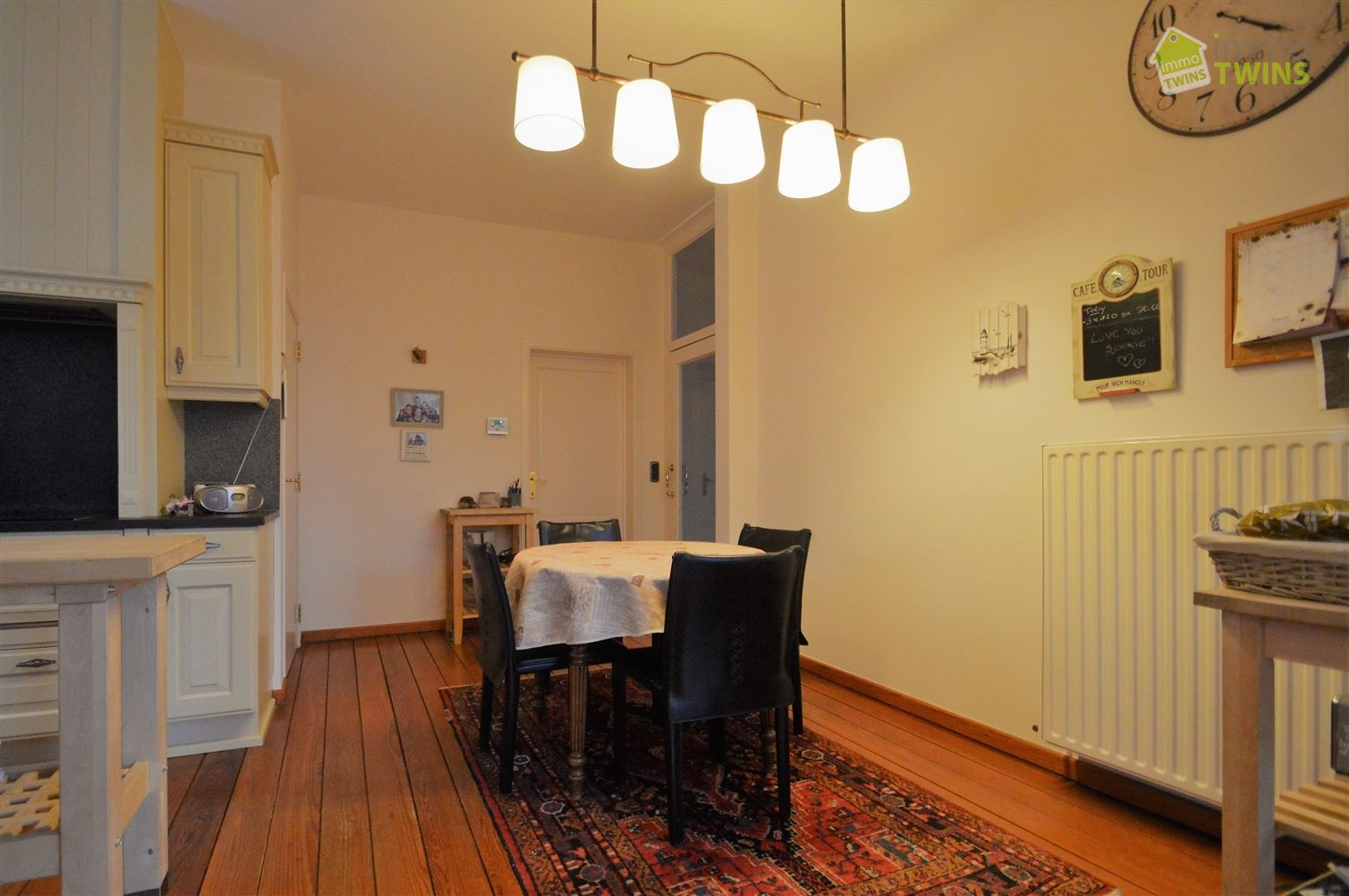 Foto 6 : Duplex/Penthouse te 2890 SINT-AMANDS (België) - Prijs € 429.000
