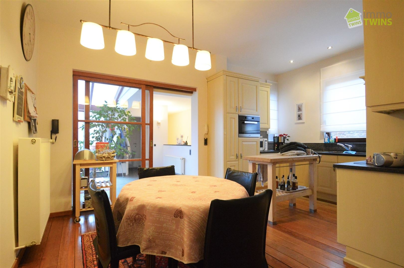 Foto 7 : Duplex/Penthouse te 2890 SINT-AMANDS (België) - Prijs € 429.000