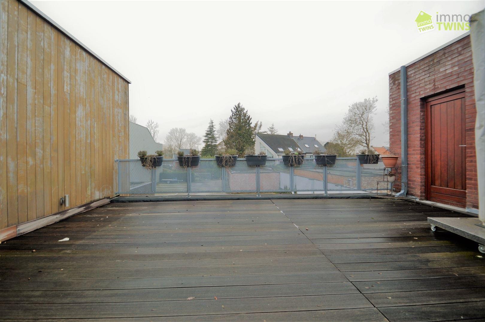 Foto 11 : Duplex/Penthouse te 2890 SINT-AMANDS (België) - Prijs € 429.000