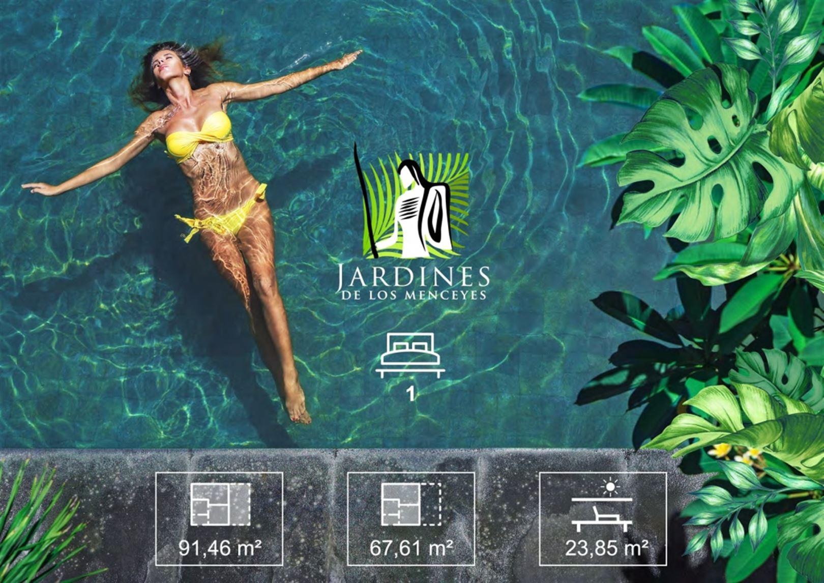 Foto 4 : Appartement te  ARONA - PALM MAR (Spanje) - Prijs Prijs op aanvraag