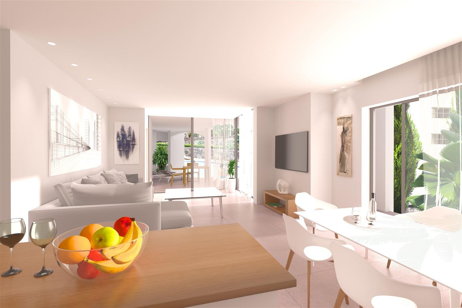 Foto 2 : Appartement te  ARONA - PALM MAR (Spanje) - Prijs Prijs op aanvraag