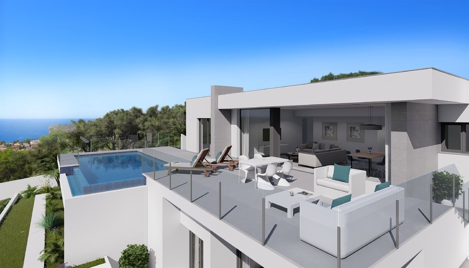 Foto 4 : Villa te   (Spanje) - Prijs € 735.000