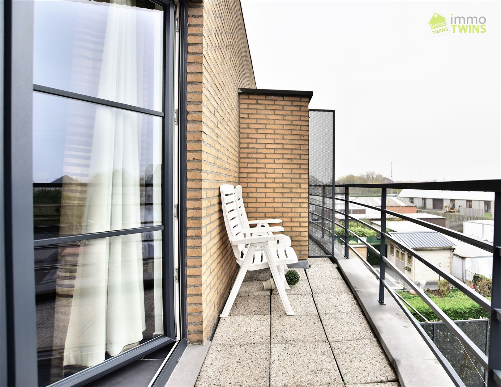 Foto 11 : Appartement te 9200 BAASRODE (België) - Prijs € 650
