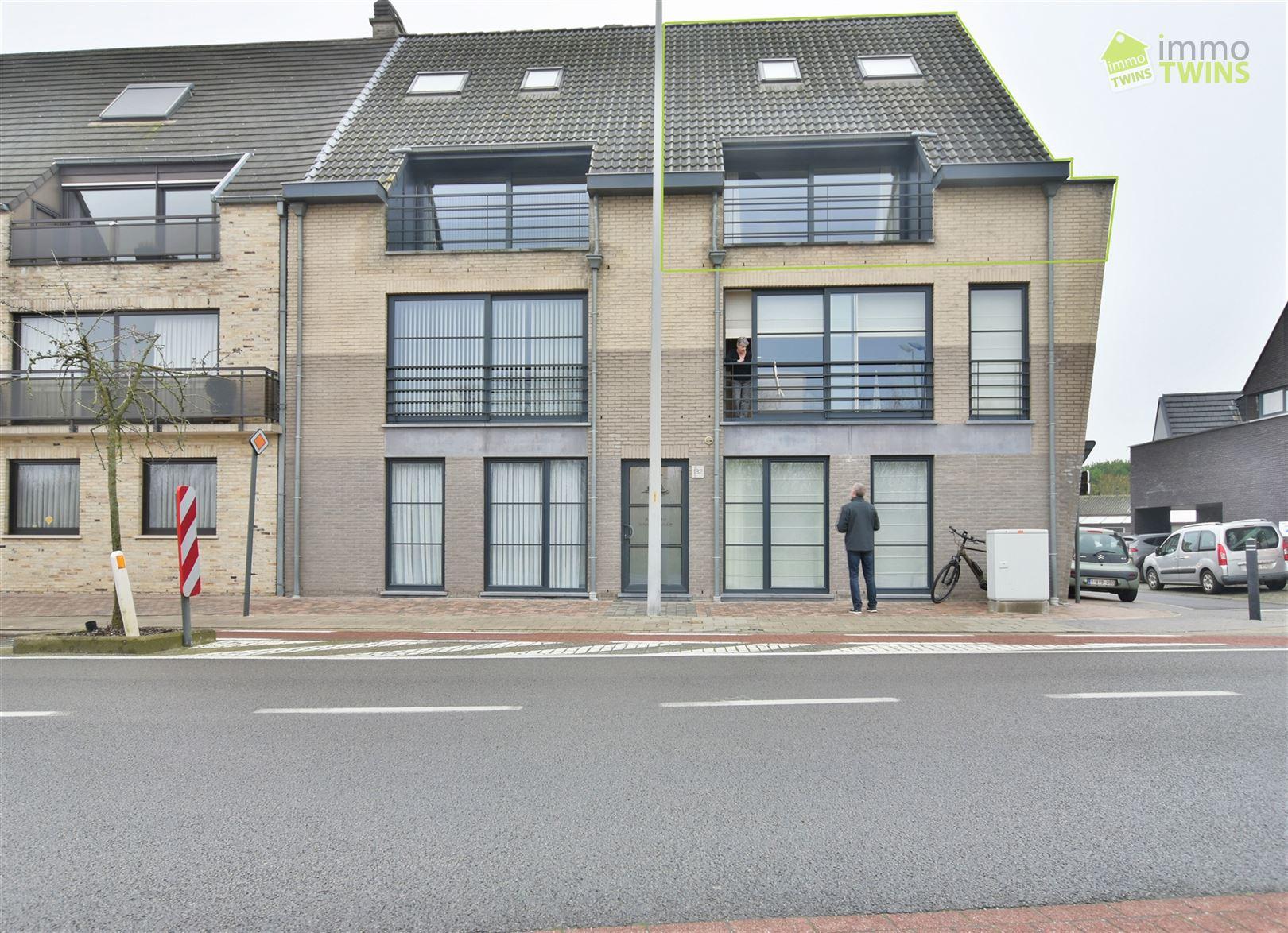 Foto 1 : Appartement te 9200 BAASRODE (België) - Prijs € 650