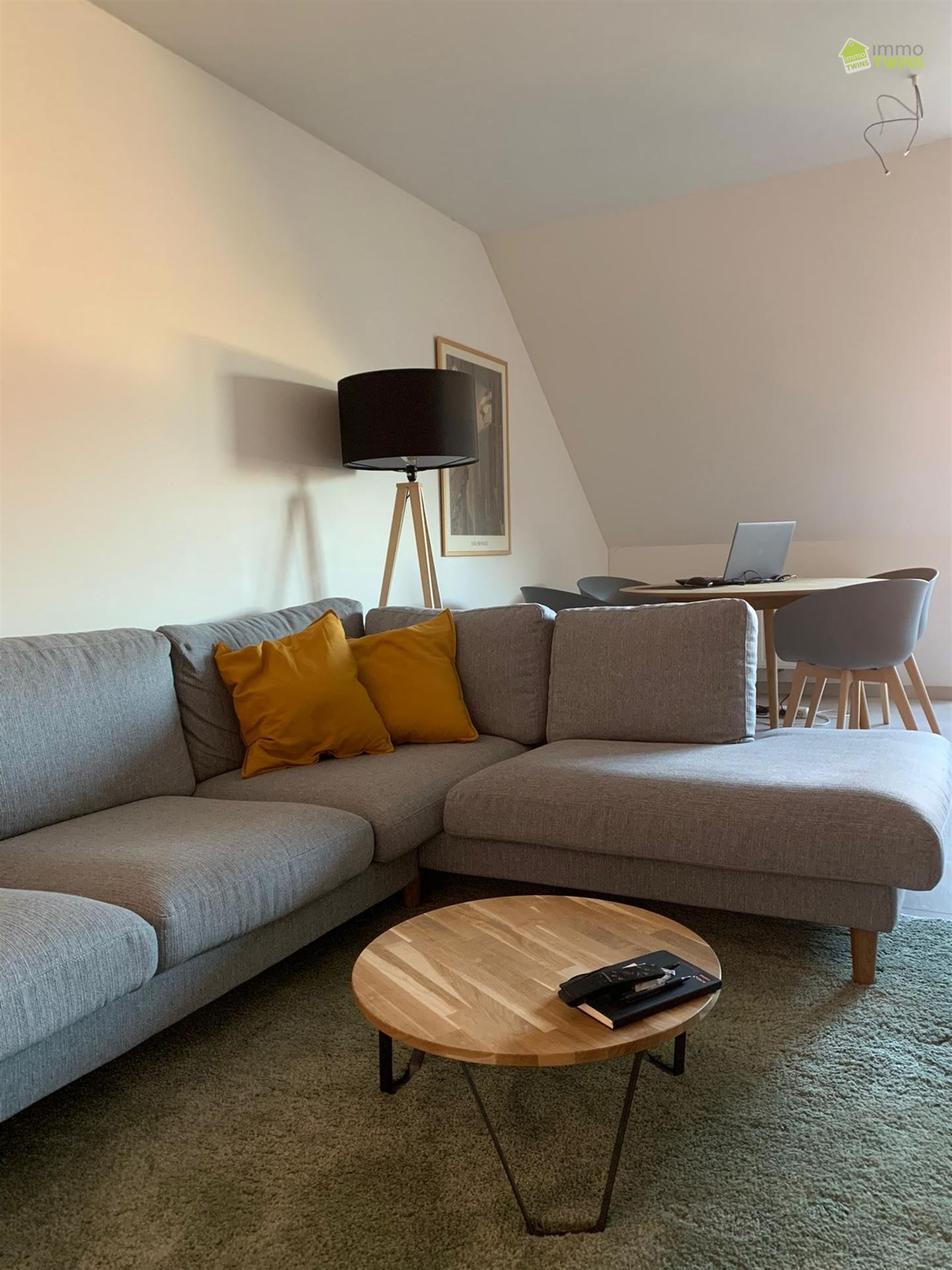 Foto 22 : Appartement te 9200 BAASRODE (België) - Prijs € 660