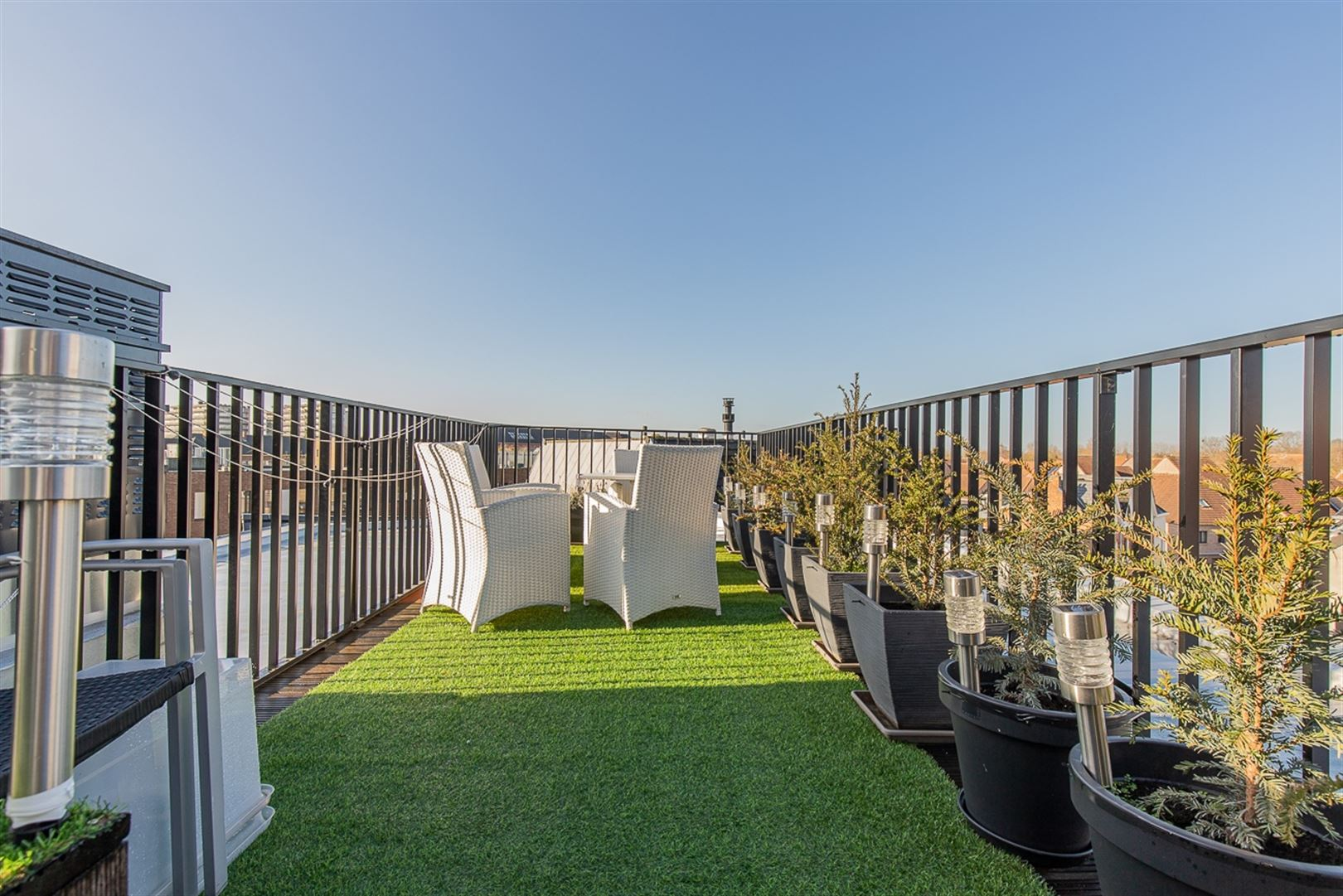 Foto 17 : Duplex/Penthouse te 9200 DENDERMONDE (België) - Prijs € 399.000