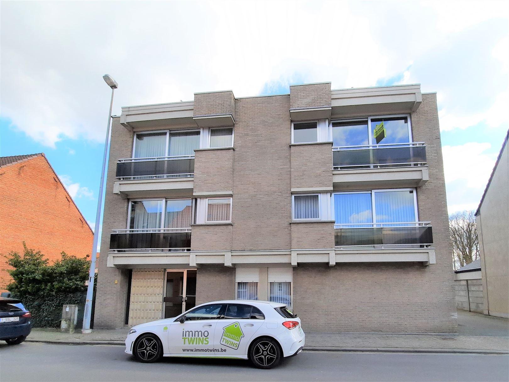 Foto 1 : Appartement te 9200 OUDEGEM (België) - Prijs € 620