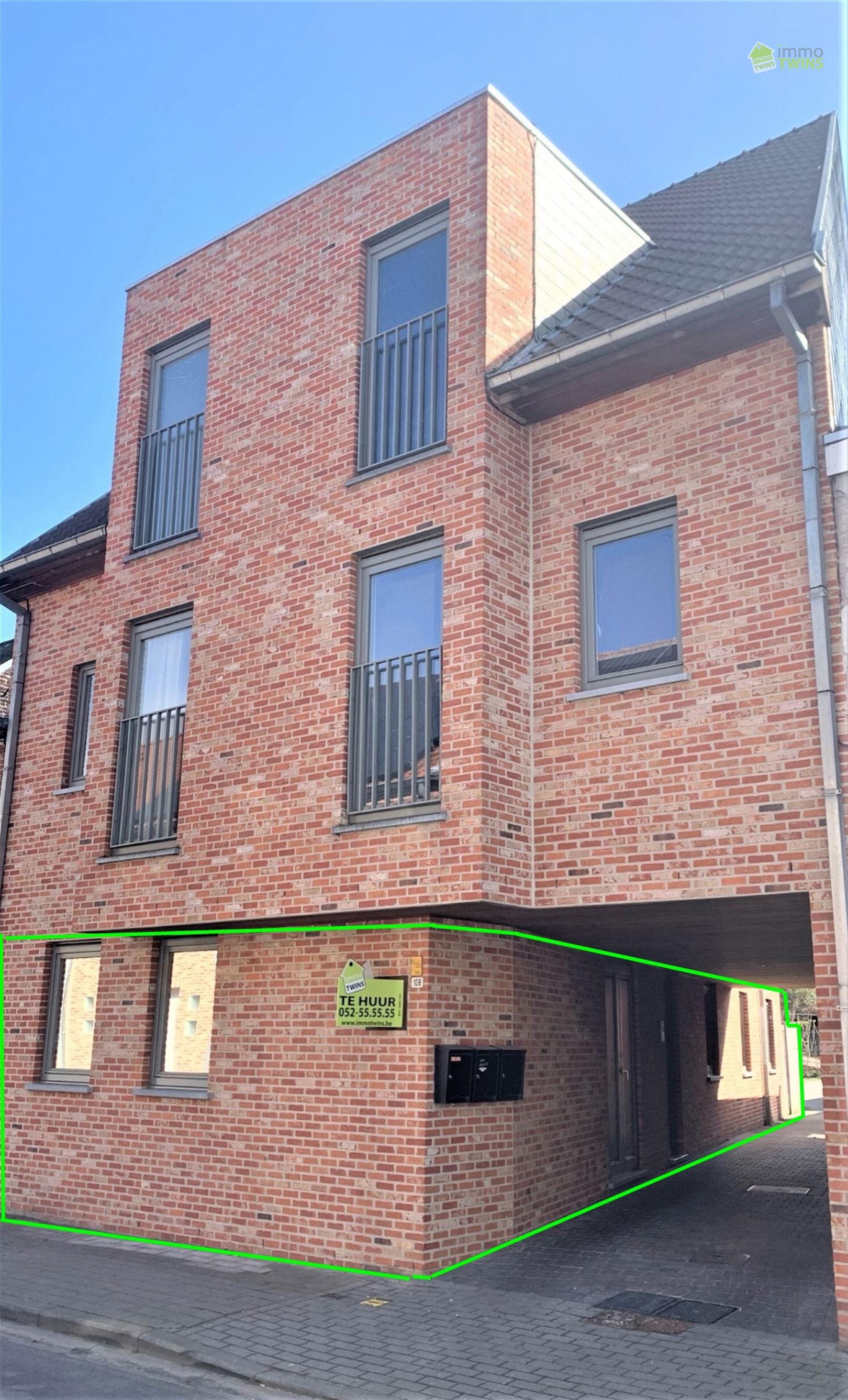 Foto 2 : Appartement te 9200 APPELS (België) - Prijs € 600