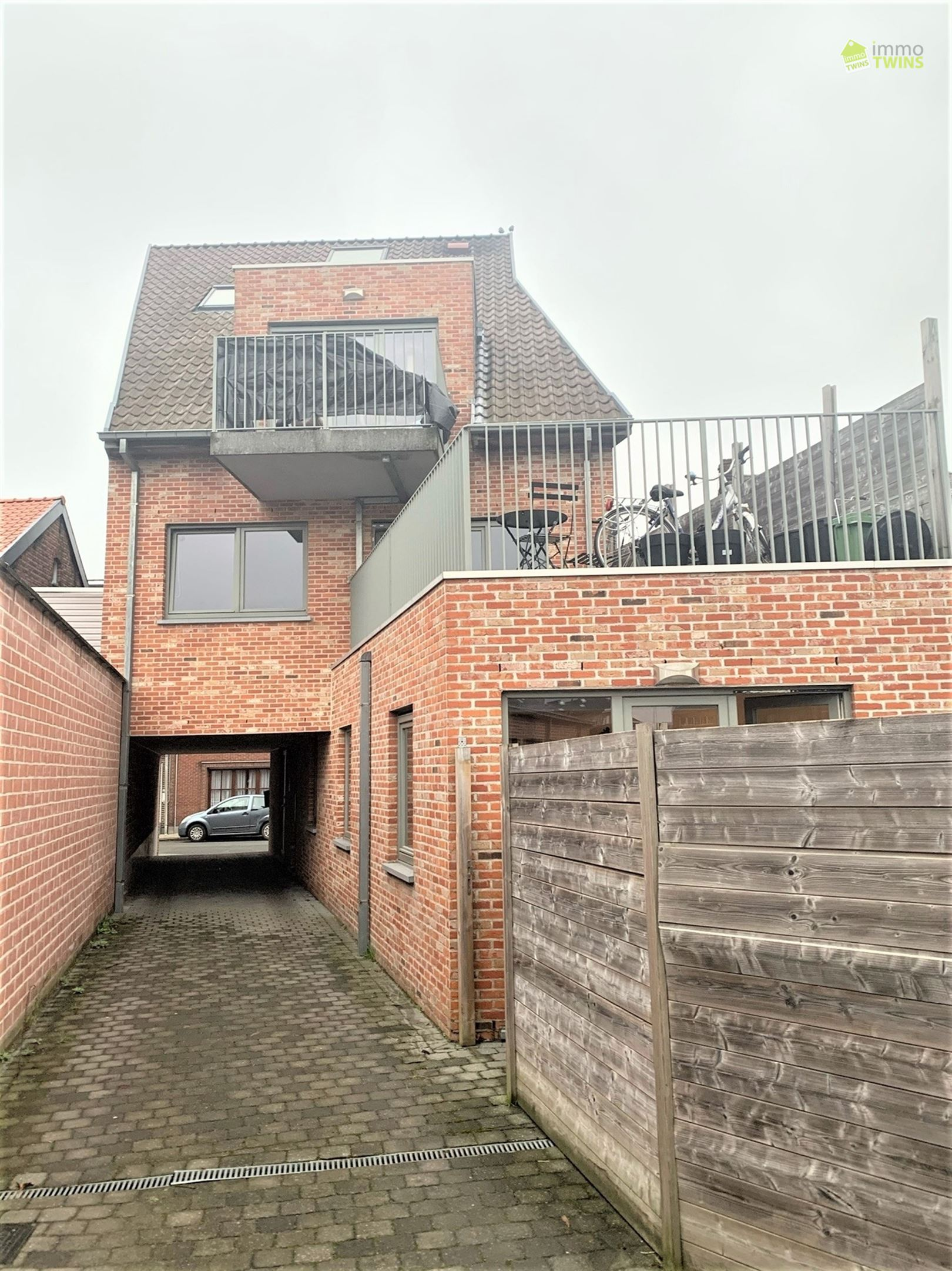 Foto 12 : Appartement te 9200 APPELS (België) - Prijs € 600