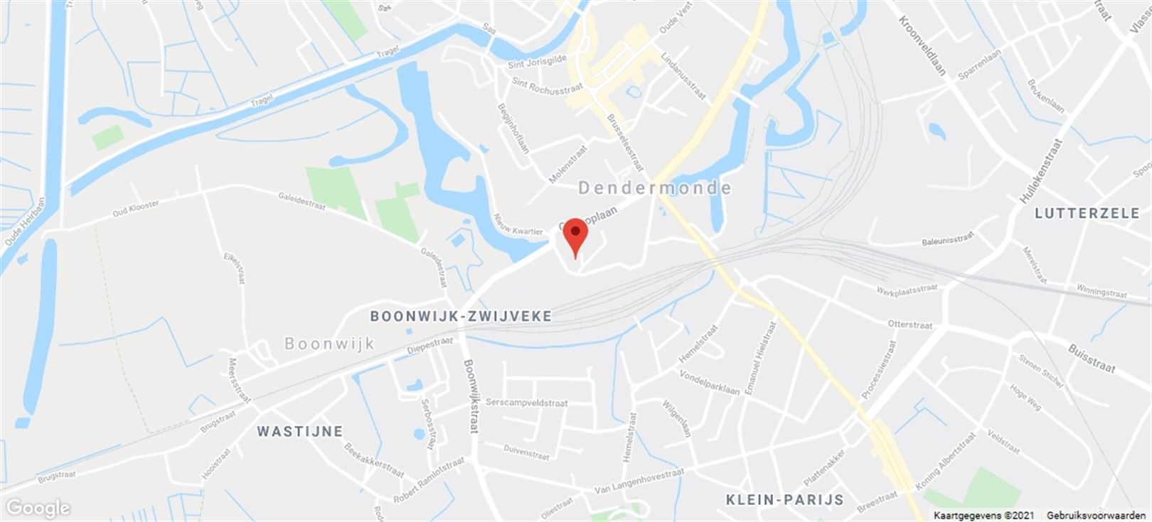 Foto 12 : Appartement te 9200 DENDERMONDE (België) - Prijs € 169.000