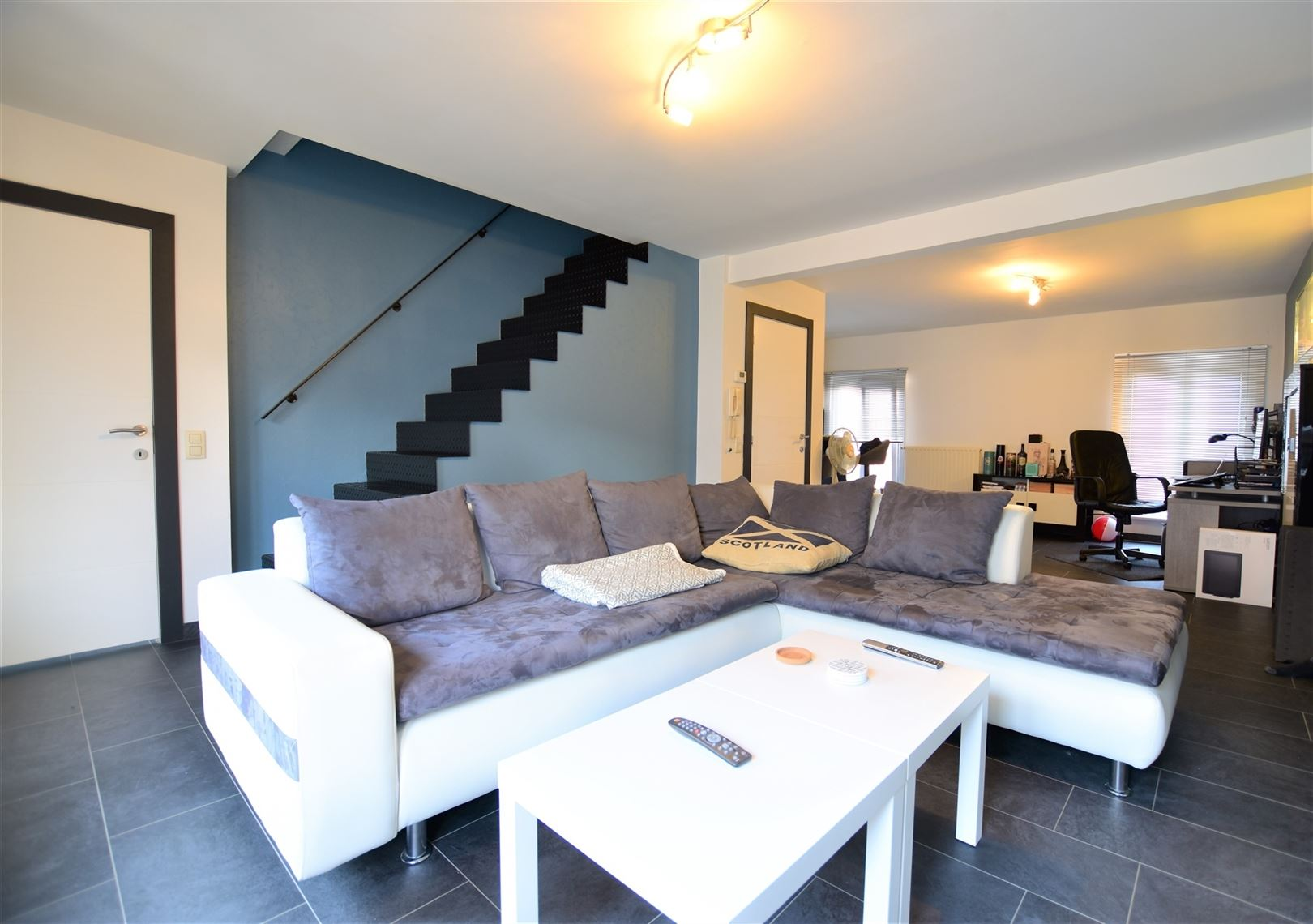 Foto 1 : Duplex/triplex te 9200 BAASRODE (België) - Prijs € 159.000