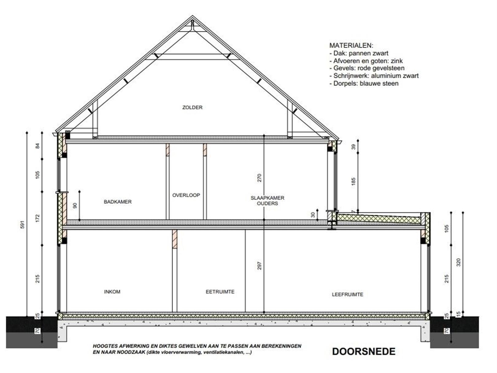 Foto 9 : Huis te 9200 DENDERMONDE (België) - Prijs € 370.922