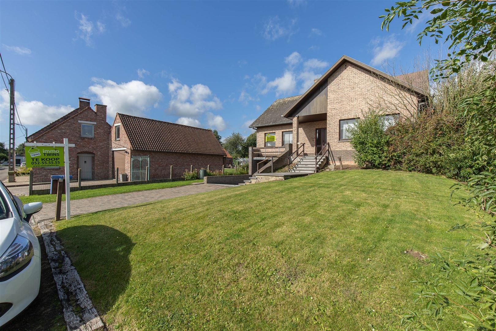 Foto 29 : Villa te 9200 SCHOONAARDE (België) - Prijs € 449.000