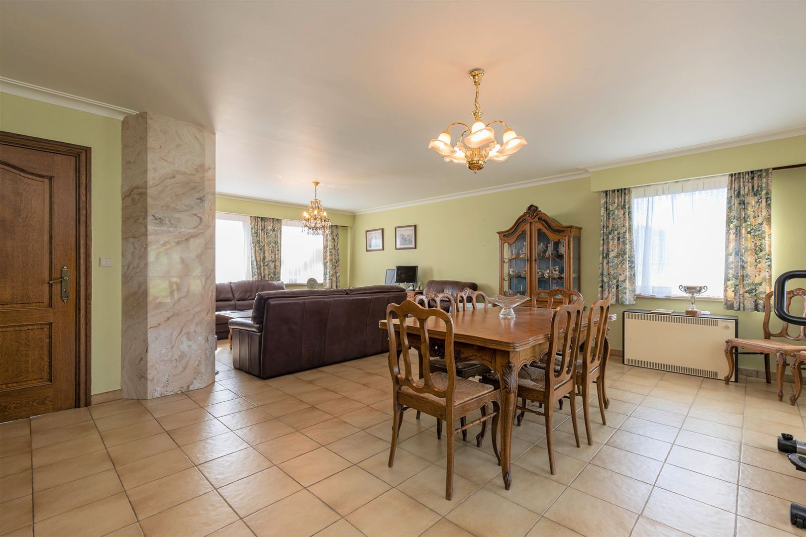 Foto 6 : Villa te 9200 SCHOONAARDE (België) - Prijs € 449.000