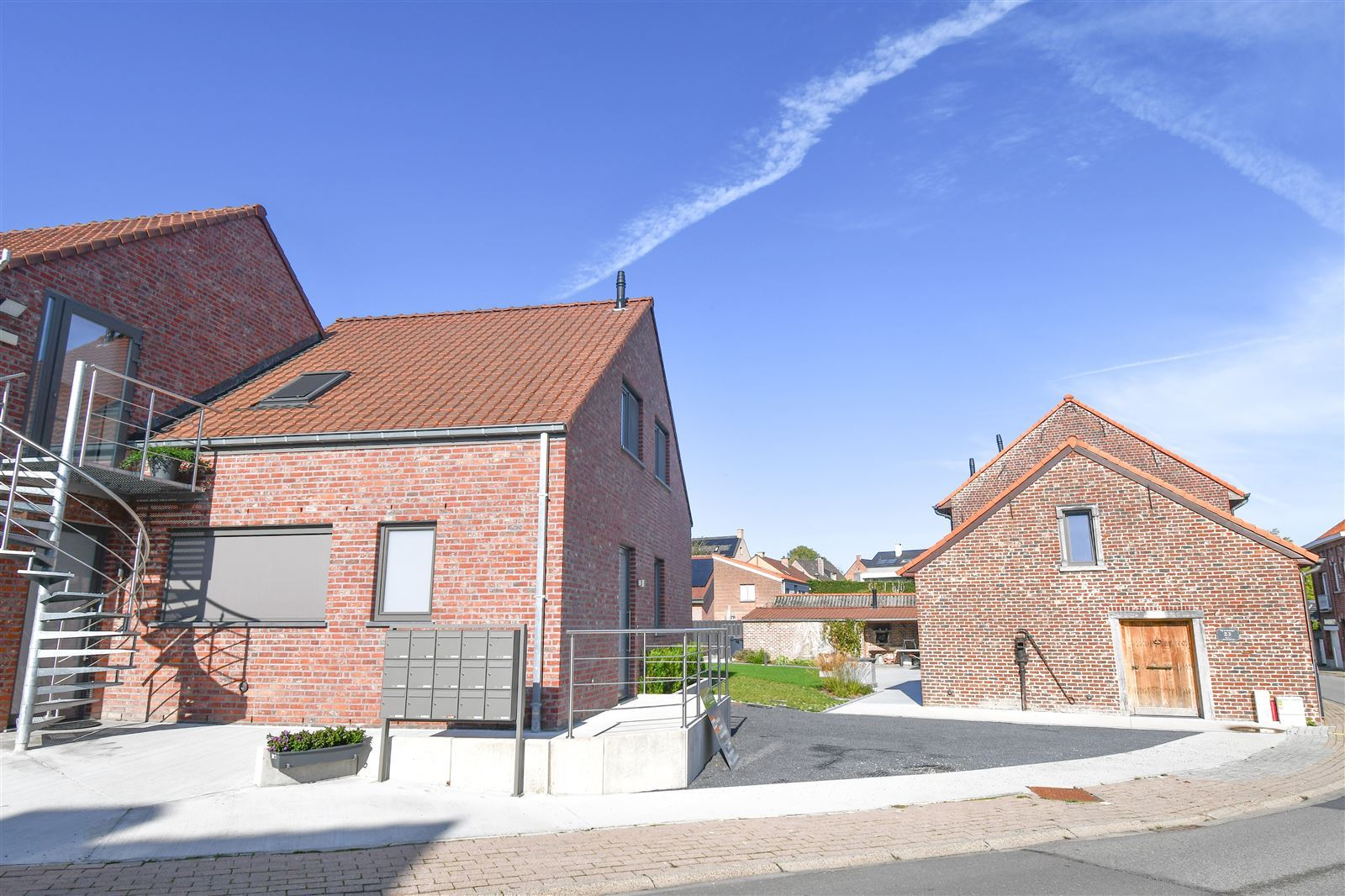 FOTO'S 2 : Appartement te 1750 EIZERINGEN (België) - Prijs € 953