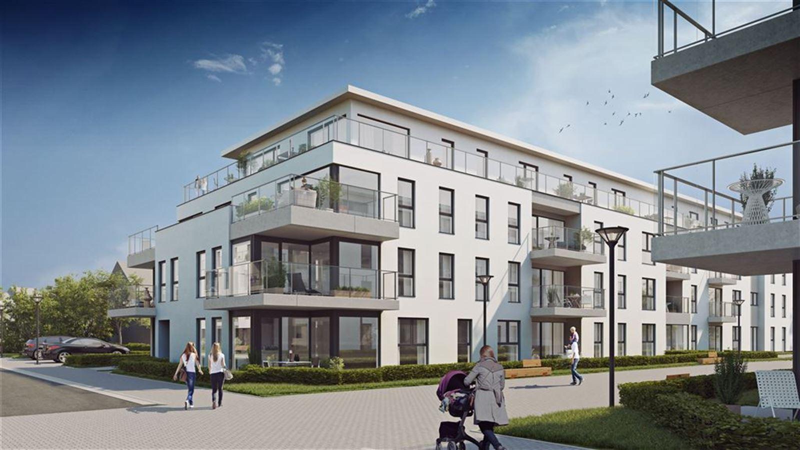 FOTO'S 1 : Appartement te 1500 HALLE (België) - Prijs € 346.605