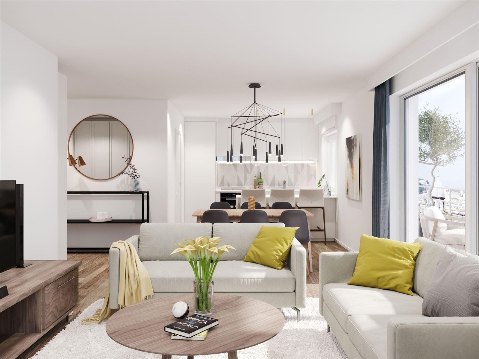 FOTO'S 7 : Appartement te 1500 HALLE (België) - Prijs € 253.000