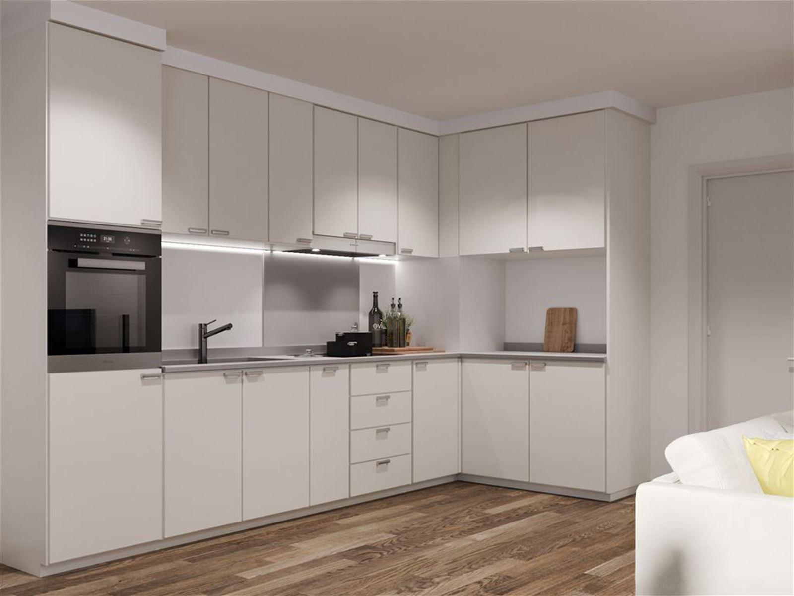FOTO'S 2 : Appartement te 1500 HALLE (België) - Prijs € 280.443