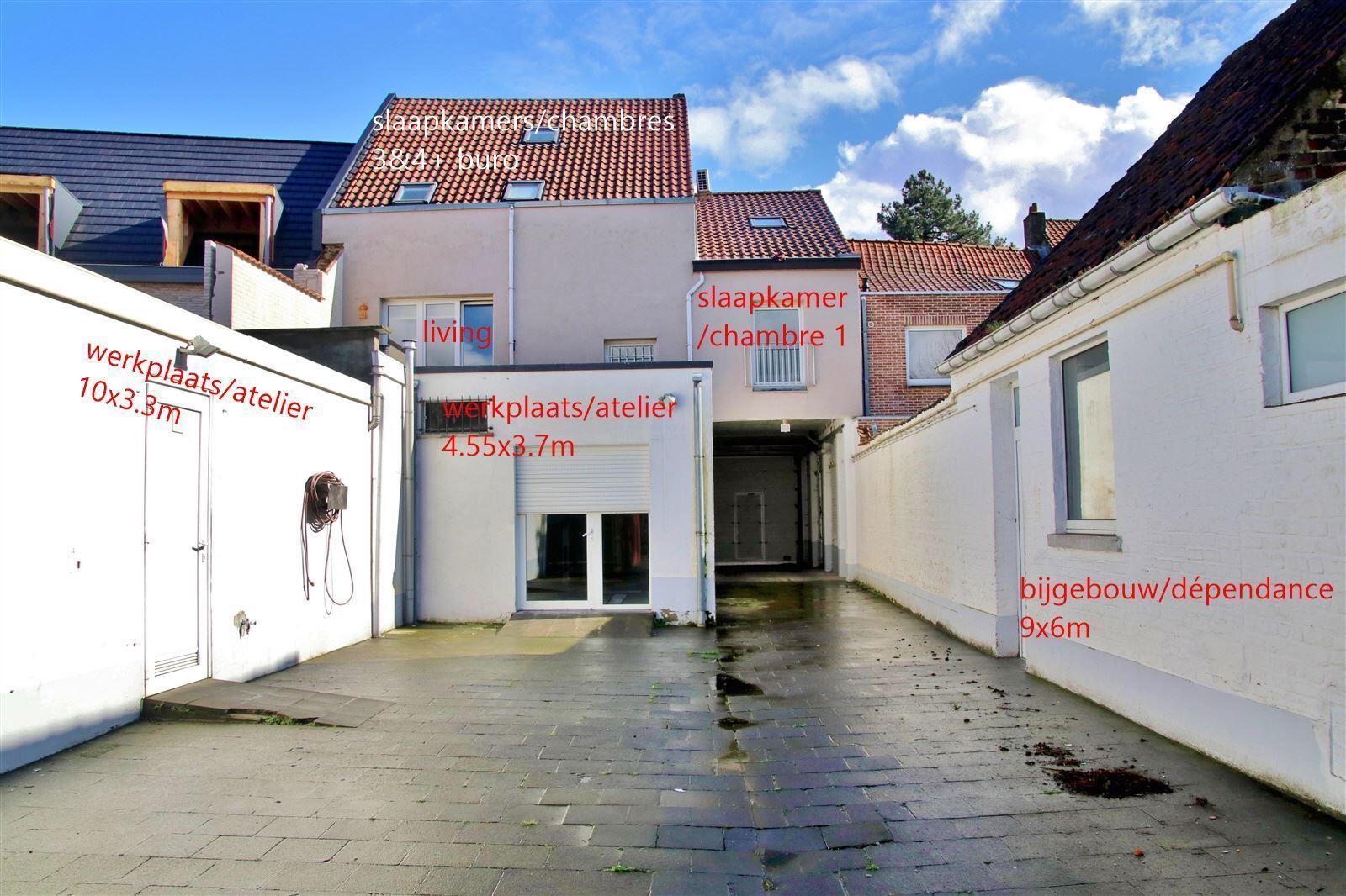 FOTO'S 9 : Handelspand te 1650 BEERSEL (België) - Prijs € 505.000